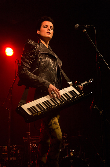 Karin Park, Photo by Post-Punk