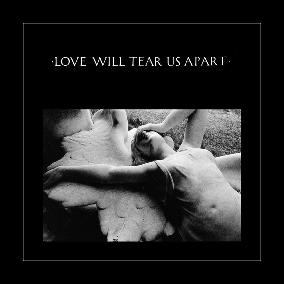 Image result for love will tear us apart