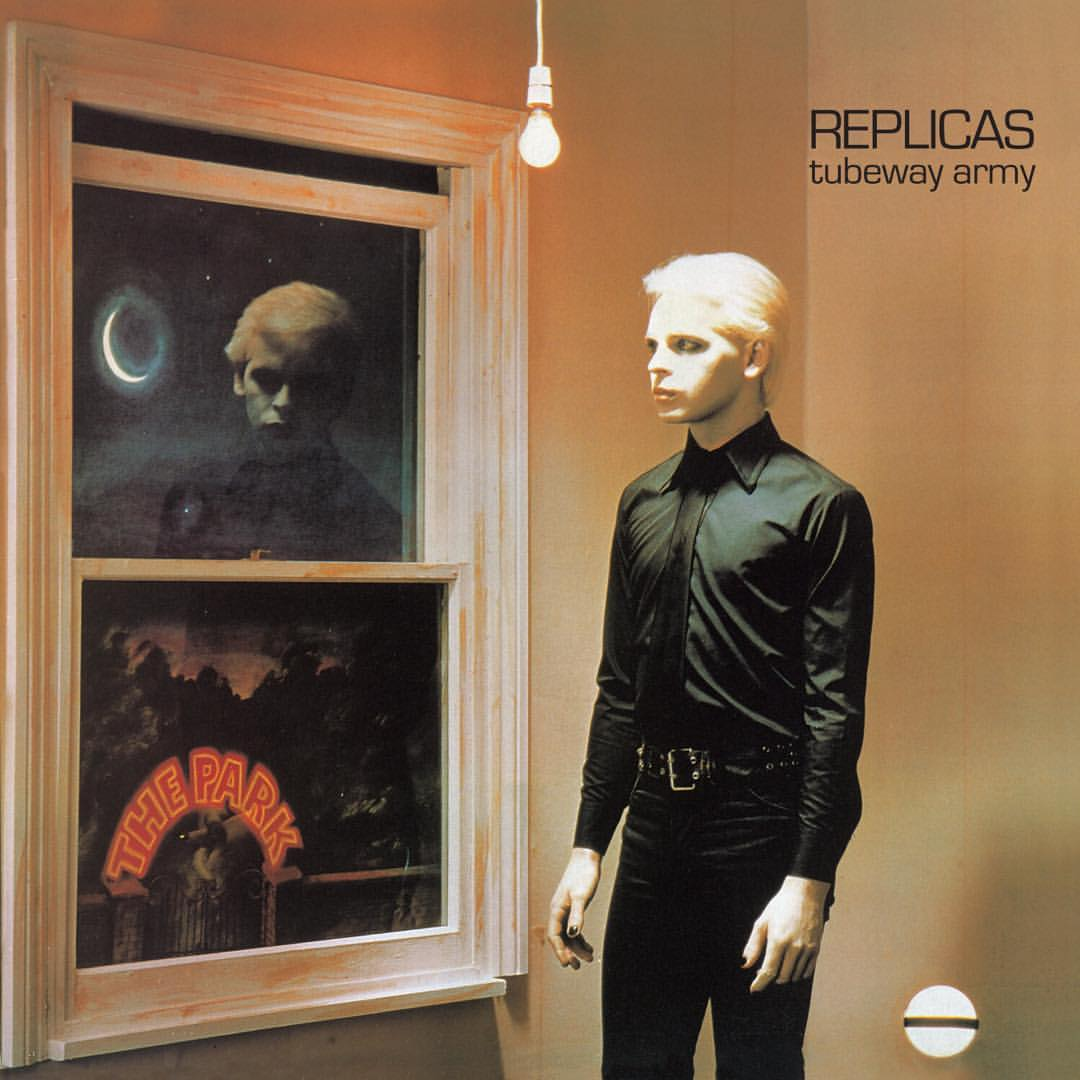 Gary Numan and Tubeway Army | Replicas — Post-Punk.com